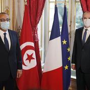 Jean Castex en visite dans une Tunisie minée par la crise économique