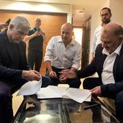 Une coalition hétéroclite jure d'en finir avec Benyamin Netanyahou