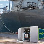 FlexFuel dépollue les navires de guerre avec de l'hydrogène