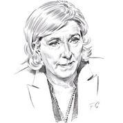 Marine Le Pen: «Les éoliennes, un sujet d'union nationale»