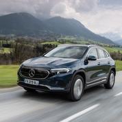 Mercedes EQA, une étoile ambitieuse