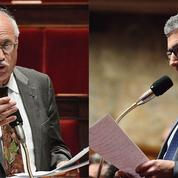 Xavier Breton et Jean-Louis Touraine, symbole de deux camps irréconciliables dans un débat houleux