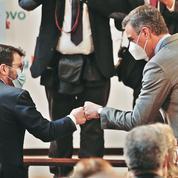 Entre Madrid et Barcelone, le dialogue par la grâce