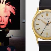 Andy Warhol: le quart d'heure de gloire de sa montre Patek Philippe