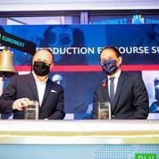 Paris essaye de séduire les start-up françaises