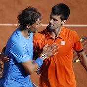 Roland-Garros: Nadal-Djokovic, les aimants magnifiques