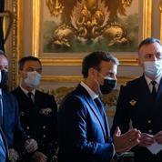 Emmanuel Macron: «Le monde entier viendra à l'Hôtel de la Marine»