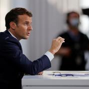 G7: Macron salue «une communauté de valeurs» avec l'Amérique