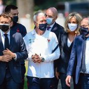 Emmanuel Macron se démultiplie sur tous les terrains avant les régionales