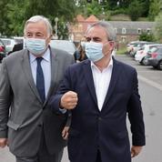 Présidentielle 2022: Gérard Larcher s'affiche en soutien de Xavier Bertrand