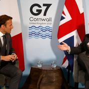 Brexit: la «guerre de la saucisse» jette unfroid entre Londres et les Européens