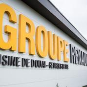 Renault cède une partie de son site de Douai