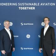 GE Aviation et Safran lancent la course au moteur propre
