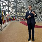 Les «trois mois utiles» d'Emmanuel Macron à la tête de l'UE