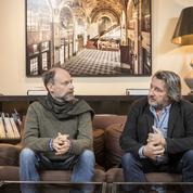 Bruno et Denis Podalydès: «Dans toutes les familles on vous colle une étiquette»