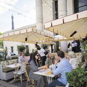 Six nouvelles terrasses gourmandes pour profiter de l'été à Paris