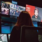 Bolloré multiplie les ponts entre Canal+ et Europe1