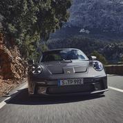 Porsche 911 GT3 Touring, mine de rien
