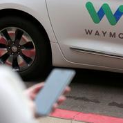 Voitures autonomes: Waymo lève 2,5milliards de dollars