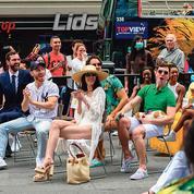 New York tombe le masque et célèbre son retour à la vie