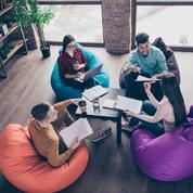 Le coworking bien placé pour être legagnant du retour au bureau