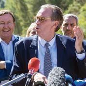 Régionales en Paca: Muselier repart au combat en saluant le retrait de Félizia