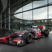 La McLaren F1 2010 de Lewis Hamilton à vendre