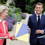 Le feu vert de Bruxelles débloque les milliards de l'Europe pour financer la relance de la France