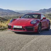 Porsche 911 Carrera GTS, le grand tourisme débridé