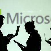 Microsoft vaut 2000milliards de dollars