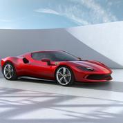 Ferrari 296 GTB, l'histoire convoquée