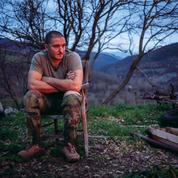 Les blessures de l'âme:ces soldats français victimes de stress post-traumatique