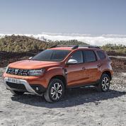Dacia Duster, à la retouche