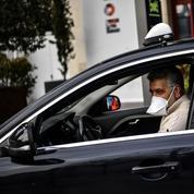 Les taxis profitent de la levée du couvre-feu pour redémarrer