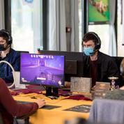 À l'école Rubika, les étudiants présentent leurs jeux vidéo aux meilleurs studios