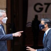 Impôt mondial: 139 pays en quête d'un compromis