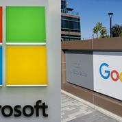 Microsoft et Google déterrent la hache de guerre
