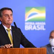 Bolsonaro éclaboussé par le scandale du «vaccinagate»