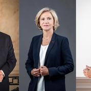 Bertrand, Pécresse, Wauquiez: le match de la présidentielle à droite