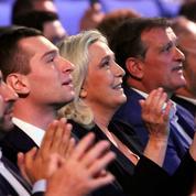 Marine Le Pen et le RN se questionnent sur l'abstention
