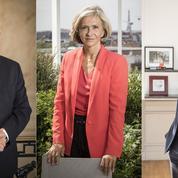 Présidentielle 2022: à droite, trois ténors mais un seul siège