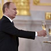 En Russie, le champagne est rétrogradé en «vin pétillant»