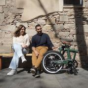 Nous avons testé l'Exxite XS, un vélo pliable qui produit sa propre électricité