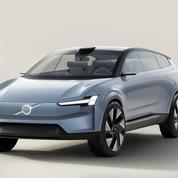 Volvo Concept Recharge, un manifeste de style