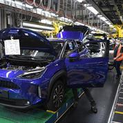Toyota persiste et signe en France avec sa Yaris Cross