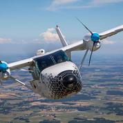 Cassio, le petit avion hybride électrique de VoltAero fait son tour de France