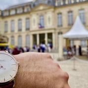 Pequignet, l'Astérix de l'horlogerie française à l'Élysée