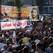 En Palestine, vent de colère contre Mahmoud Abbas