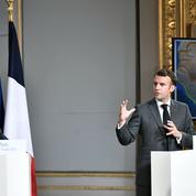 Pour l'après-Barkhane, Macron mise sur l'alliance avec le Niger