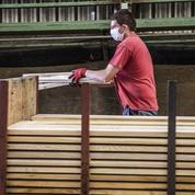 L'appétit chinois pour le chêne français bouleverse le marché du bois